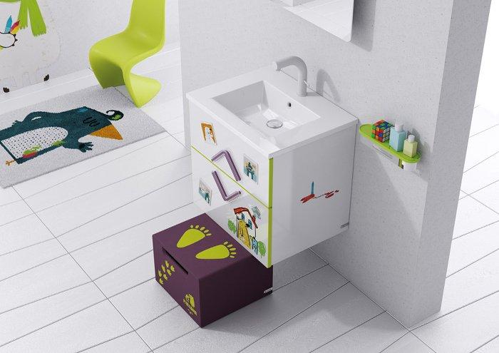 плитка для детской ванной комнаты