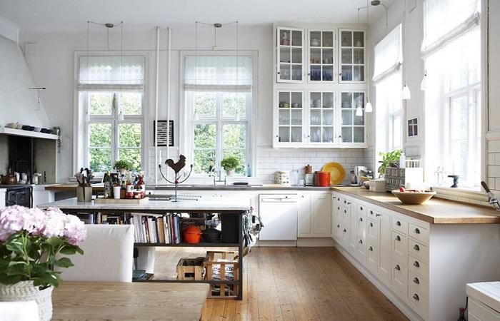 интерьер кухни в немецком стиле