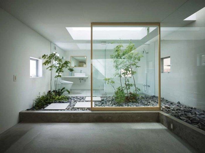 ванная в китайском стиле