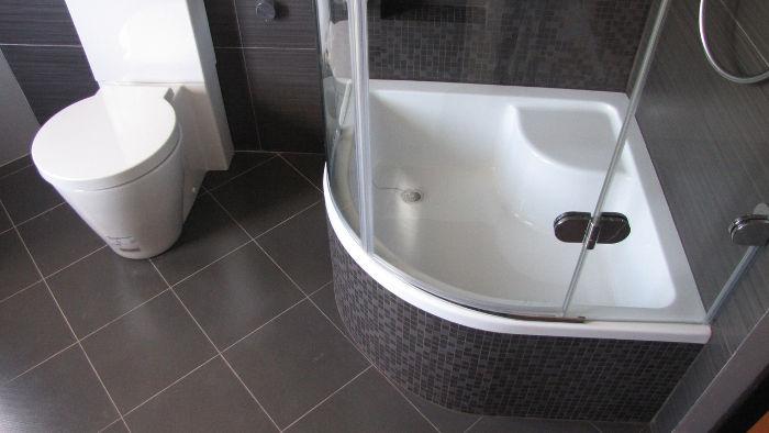 как расширить пространство в ванной