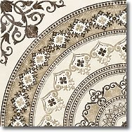Mosaico Mix Nut Brown/Beige/Coffee